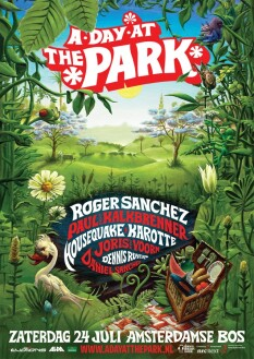 A day at the Park (flyer)