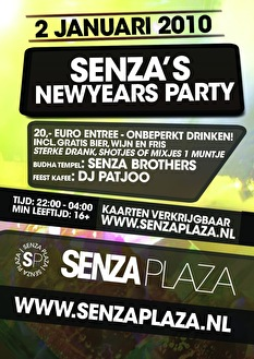 Newyears party (flyer)