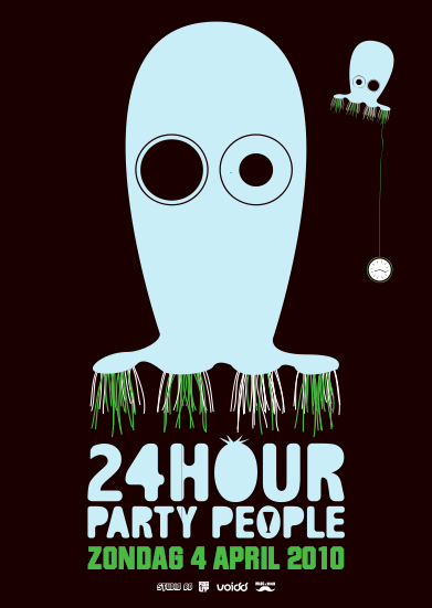 24 Hour Party People (flyer)