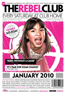 The Rebel Club (flyer)