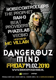 Dangerouzmind (flyer)