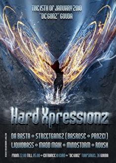 Hard Xpressionz (flyer)