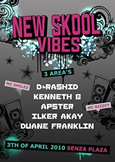 New Skool Vibes (flyer)