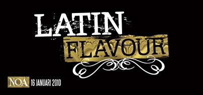 Latin Flavour (flyer)