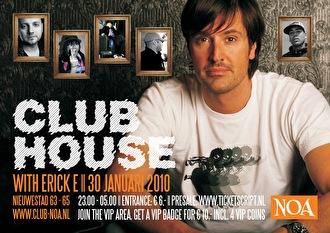 Club House (flyer)