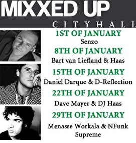 Mixxed Up (flyer)
