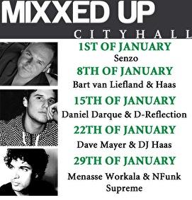 Mixxed Up (flyer)