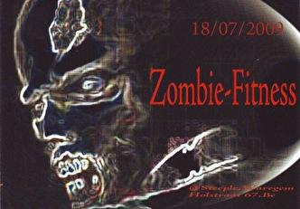Zombie-Fitness (flyer)