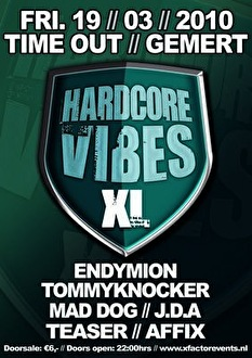 Hardcore Vibes XL (flyer)