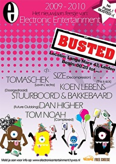 Busted (flyer)