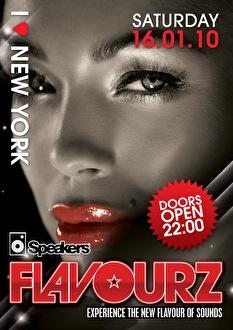 Flavourz (flyer)