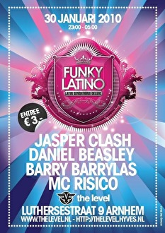 Funky Latino (flyer)