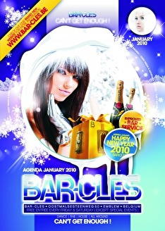Bar-Cles Deluxe (flyer)