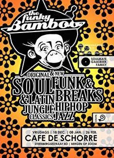 The Funky Bamboo (flyer)