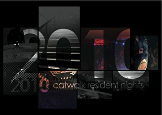 Catwalk Residents Special (flyer)