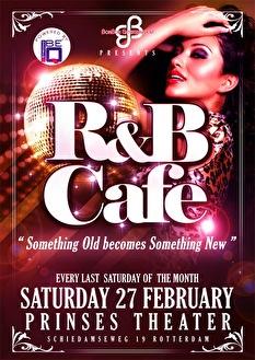 R&B Café (flyer)