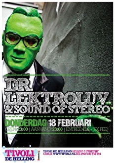 Dr. Lektroluv & Sound Of Stereo (flyer)