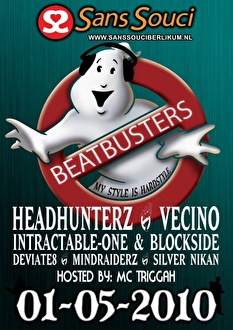 Beatbusters (flyer)