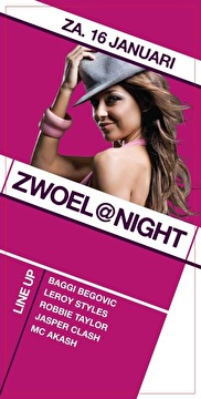 Zwoel@Night (flyer)