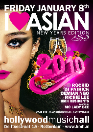 I Love Asian (flyer)