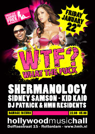 Wtf? (flyer)