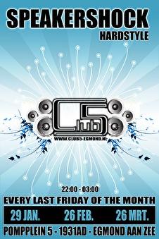 Speakershock (flyer)