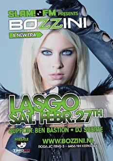 Bozzini presents (flyer)