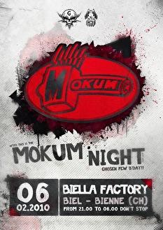 Mokum Night (flyer)