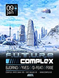Frozen f.u.t.u.r.e (flyer)
