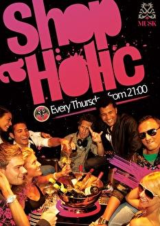 Shop'a'holic (flyer)