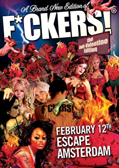 F*ckers! (flyer)