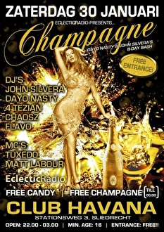 Champagne (flyer)