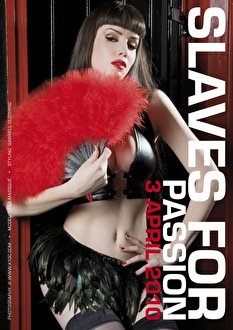 Slaves for Passion (flyer)
