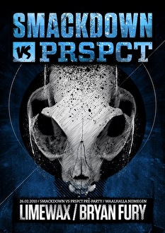Smackdown vs PRSPCT (flyer)
