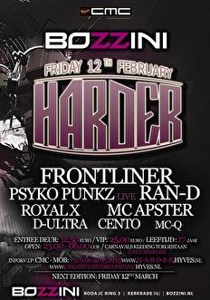 Harder III (flyer)