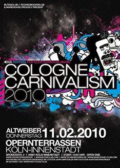 Cologne Carnavalism (flyer)