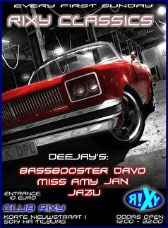 Rixy Classics (flyer)