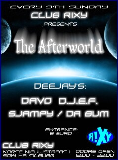 The Afterworld (flyer)