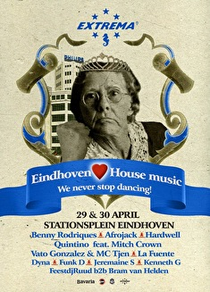 Extrema's Royal House (flyer)