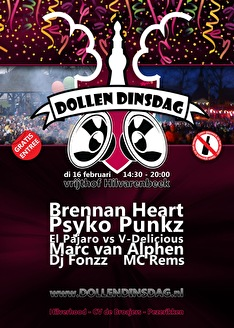 Dollen Dinsdag 2010 (flyer)