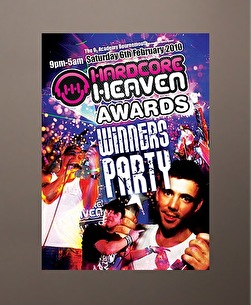 Hardcore Heaven (flyer)