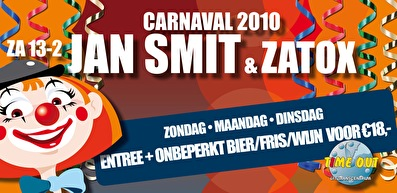 Your Ultimate Carnaval (flyer)