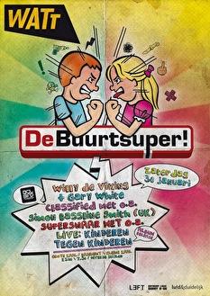 De Buurtsuper! (flyer)