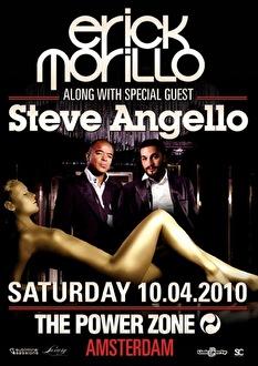 Erick Morillo & Steve Angello (flyer)