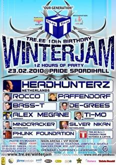 Winter Jam (flyer)