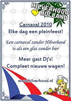 Hilverhood Holland (flyer)