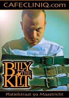 Billy the Klit (flyer)
