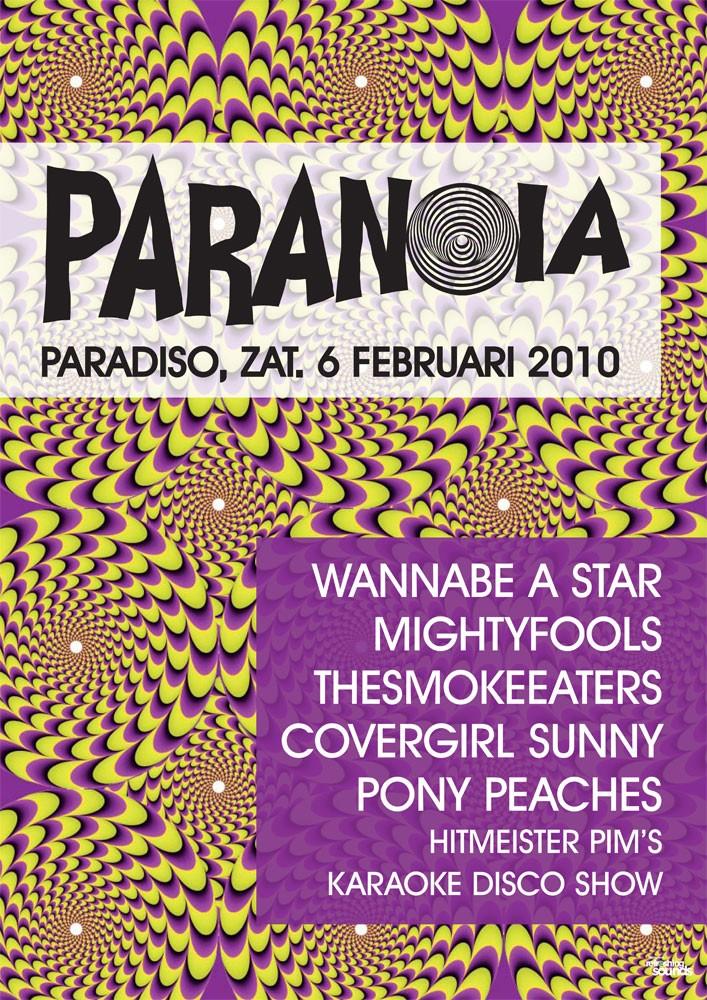 Paranoia (flyer)