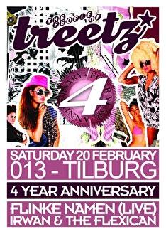 Treetz (flyer)