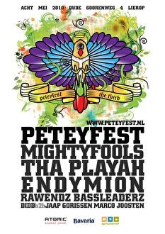 PeteyFest 2010 (flyer)